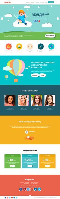 You can create school, day care, preschool, nursery or any type of #kids website using these kids themes. These #WordPress #themes are giving a professional that creates a best hope for the parents on your websites. So they will surely believe you can fulfill all the requirements of their babies.
