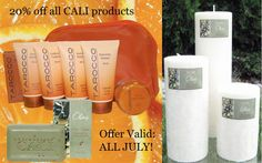 20% off CALI products!  #ebubbles #ebubblespromotions  http://www.ebubbles.com/