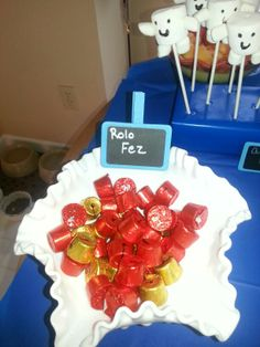 Dr. Who Birthday Party