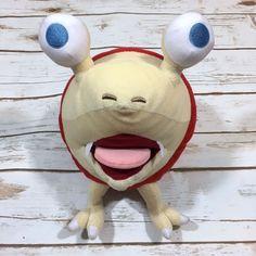 "RARE 2004 Official Nintendo Pikmin Bulburb Plush Stuffed Animal Toy 11""  | eBay Modern Toys, Movie Characters, Pet Toys, Tweety, Nintendo, Plush, Fun, Animals, Ebay"