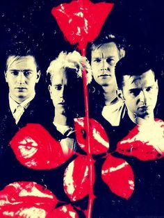 Depeche Mode ~ enjoy the silence 80s Music, Music Love, Kinds Of Music, Music Is Life, Rock Music, Celebrities Read Mean Tweets, Celebrities Reading, Martin Gore, Depeche Mode Violator