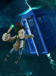 DOCTOR 11 MATT SMITH