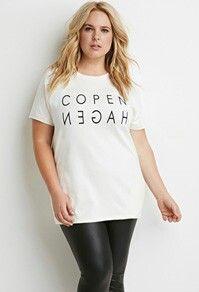 d0e04efbcf930f Copenhagen T-shirt Basic Copenhagen white t-shirt from bought off here