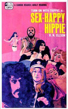 Turn on with Trippie, a Sex-Happy Hippie