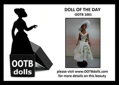 """06.01.14 - We are officially kicking off the """"DOLL OF THE DAY"""" campaign, introducing the very first doll of the 46 that OOTB DOLLS will be debuting at the NBDCC Nashville. Visit us at www.ootbdolls.com  Part of this campaign is to preview ONE DOLL per day, counting down to the upcoming exciting convention!"""