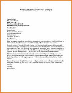 cover letter sample for nursing student example jpg internship application here. Resume Example. Resume CV Cover Letter