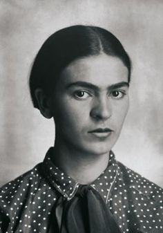 I like to think I am Frida. Mexican and German with a chronic condition but still so full of life :0)