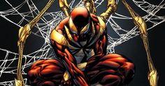 Marvel divulga primeira foto oficial de Aranha de Ferro