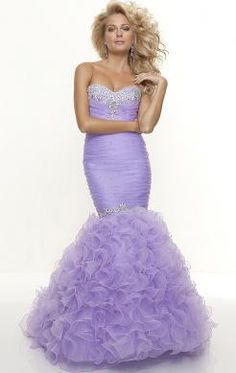 Sexy Mermaid prom dresses online UK for Special Party