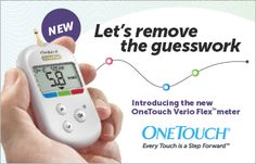 The NEW OneTouch Verio® Flex Meter A simple colour range indicator automatically tells you if you are high (red), low (blue) or in range (green). Ask your Lawtons Pharmacist how you can get a FREE Meter! Simple Colors, Fitbit, How To Remove, Told You So, Range, Colour, News, Green, Blue