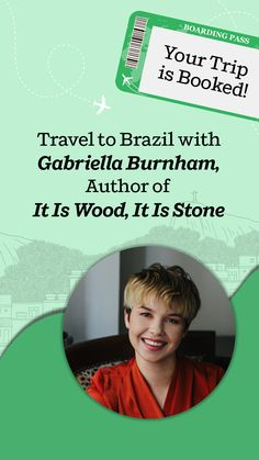 Travel to Brazil with Gabriella Burnham, author of the acclaimed debut novel, It Is Wood, It Is Stone. In this interview, Burnham shares her favorite places, foods, and memories of Brazil including delicious dishes like the stew called feijoada and the delicious barbecue, churrascaria. Learn about her favorite places to visit beyond the cities of Rio de Janeiro and São Paulo and get an inside look at the diverse people and places that make up Brazil. Books To Buy, Books To Read, Living In Brazil, Literary Travel, Brazil Travel, Burnham, Penguin Random House, Beach Town, Delicious Dishes