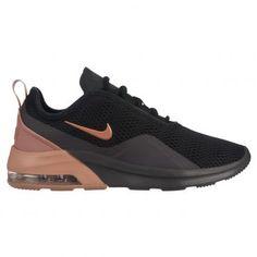 452d2f80a77d55 Nike Air Max Motion 2 AO0352 vrijetijdsschoenen dames black rose gold