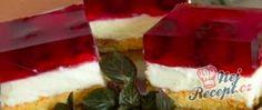 Ovocný hrnkový pudinkový koláček