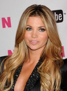 Amber Lancaster Hair Color