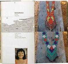 Artesanos de Venezuela Polaroid, Crochet Necklace, Jewelry, Venezuela, Jewlery, Crochet Collar, Bijoux, Schmuck, Jewerly
