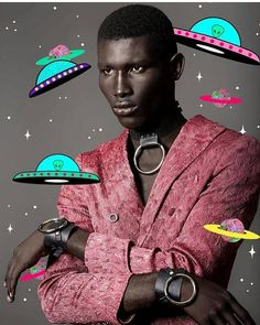 The aliens have landed in Africa. Tokyo Jamess #ss17 : @tokyojamess ------ #Osengwa | #AfricanArt | #AfricanFashion | #AfricanMusic | #AfricanStyle | #AfricanPhotography | #Afrocentric | #Melanin | #African | #Art | #AfricanInspired | #InspiredByAfrica | #BlackIsBeautiful | #ContemporaryArt | #OutOfAfrica