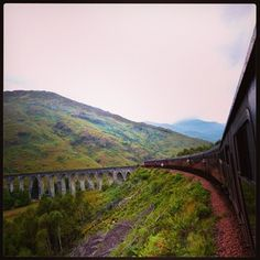 Le Royal Scotsman et le trajet Galsgow-Mallaig – Écosse | 21 des voyages en train les plus spectaculaires au monde
