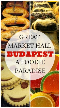 Things to do in Budapest, Hungary - The Great Market Hall is the oldest and largest indoor market in Budapest. Stop by here if you want to try Hungarian food and stock on paprika, salami and decadent sweets. This is a true foodie paradise that should be included in every itinerary for the city.