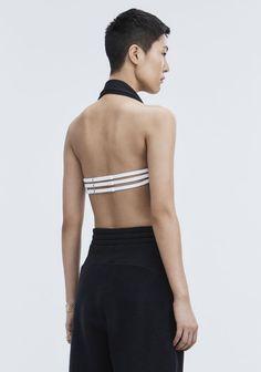 8f03aa015f Alexander Wang Adidas Originals By Aw Bra - Black M Adidas Originals