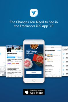 The Changes You Need to See in the Freelancer iOS App 3.0  #freelancer #freelancer #freelancer.com #freelancing #work #jobs #onlinejobs #freelancerapp #mobileapp #apps #iOS #iOSapp
