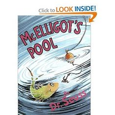 McElligots Pool (Classic Seuss): Dr. Seuss: 9780394800837: Amazon.com: Books