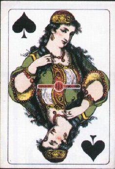 Nombre (Deck):Vier-Weltreiche. País (Country): Alemania (Germany) . Fabricante (Made ): Dondorf. (Date):1.858. BARAJA ORIGINAL. ORIGINAL CARDS