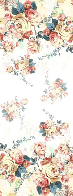 Digital Print Textiles, Digital Prints, Hand Drawn Flowers, Tokyo Ghoul, Textile Art, Flower Designs, Horoscope, Flower Power, Art Photography