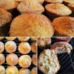 Diese Muffins sind immer eine Sünde wert! Buttrig, flaumig und mit einem betörenden Duft kommen sie daher 😋