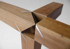 madera + aluminio union: ensamble