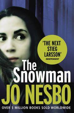 The Snowman -- Jo Nesbo