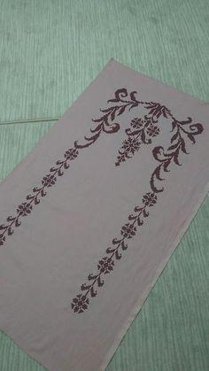 Family Ornament, Prayer Rug, String Art, Cross Stitch Patterns, Prayers, Embroidery Stitches, Cross Stitch Embroidery, Craft, Herb