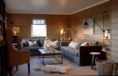 gravity-gravity:Norwegian cabin via Interiørmagasinet