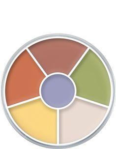 Concealer Circle   Kryolan - Professional Make-up