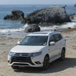 Mitsubishi Outlander PHEV Offers the Best of Both Worlds With EV Efficiency and Gas SUV Capabilities