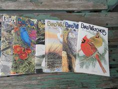 35 Bird Watcher's Digest Magazines