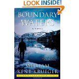 Takes place in Boundary Waters of Minnesota.  Krueger is a Minnesota author.  Very good book.  Finished on March 18, 2012.