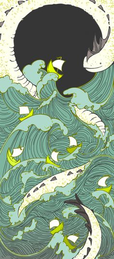 Holy Wow! the Efterklang by Julia Kuo, found on TinyShowcase.