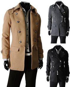RENEGADE! Men's fall-winter jackets