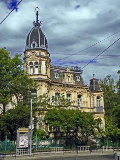 Палац гіпсових королів (вілла Юзефи Франц), 1893 Львів