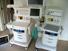 'LEGO anesthesia machine'     WOW!