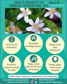 #Health Benefits of Neroli Essential Oil - http://www.myeffecto.com/r/52h_dt