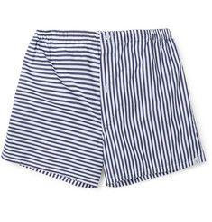 Sleepy Jones - Jasper Striped Cotton Boxer Shorts