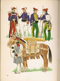 Carlists; Artillery Sapper Marines & Mountain Artillery Fernando Vii, Army History, Warfare, Marines, 19th Century, Spanish, Empire, Winter, Fictional Characters
