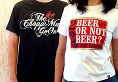 A loja virtualde camisetas Senso Incomum já está disponibilizando em seu site dois modelos de camisetas do Bar Brejas, que antes só estavam