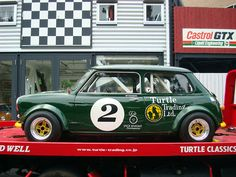 Chequered Flag House Decoration & Mini