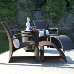 New deck furniture perhaps? Me like.