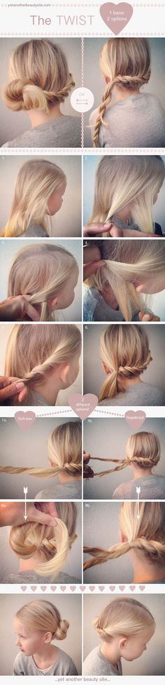 The Twist ~ Braid Tutorial