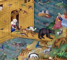 Noah's cargo 'Bedfor