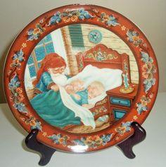 Suzanne Toftey Julestemning Christmas Plate #12