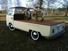 Combi pick up VW